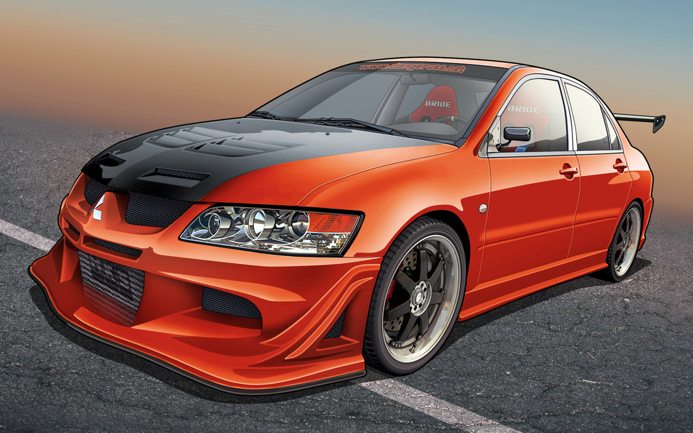 The Mitsubishi The Car Club