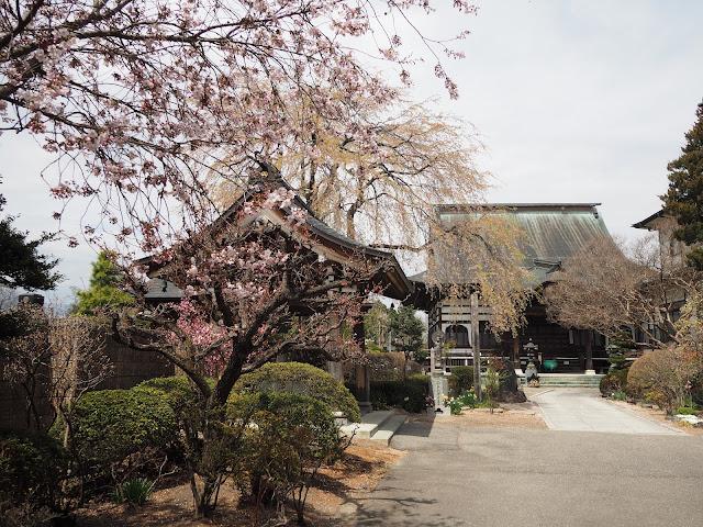 安曇野 東光寺