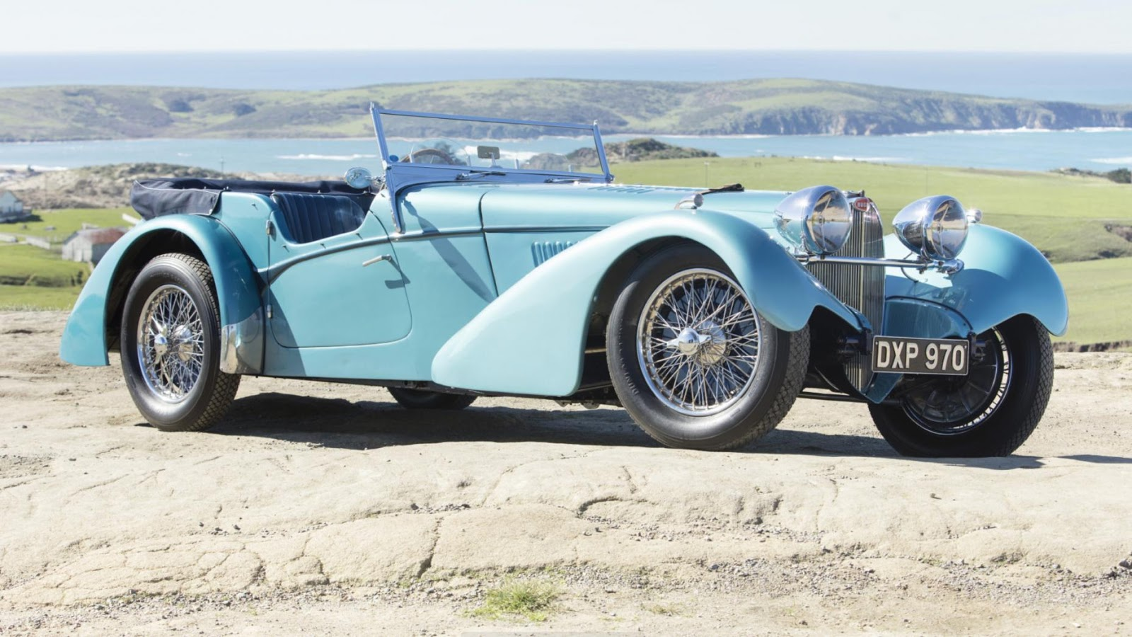 1937 Bugatti Type 57SC Sports Tourer: $9,735,000