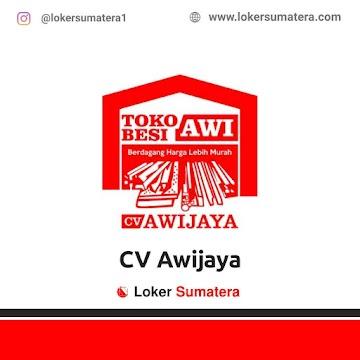 Lowongan Kerja Palembang: CV Awijaya Mei 2021
