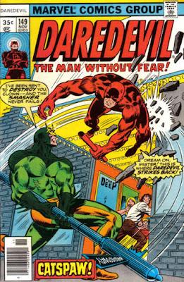 Daredevil #149, the Smasher