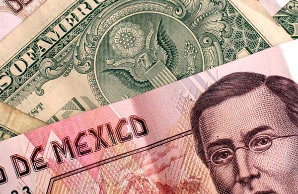 Dolar a pesos mexicanos