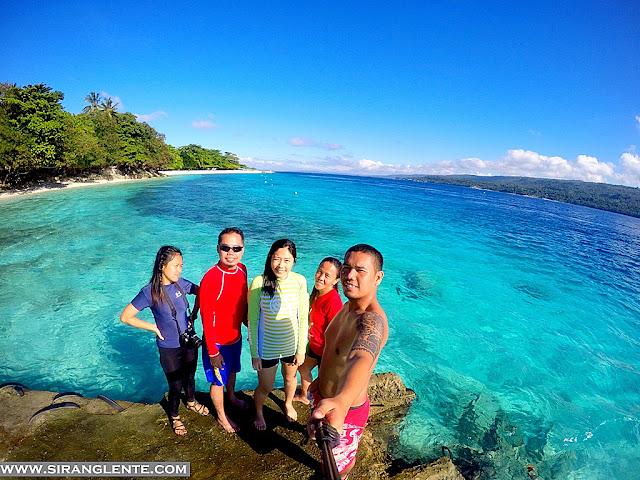 activities in samal island