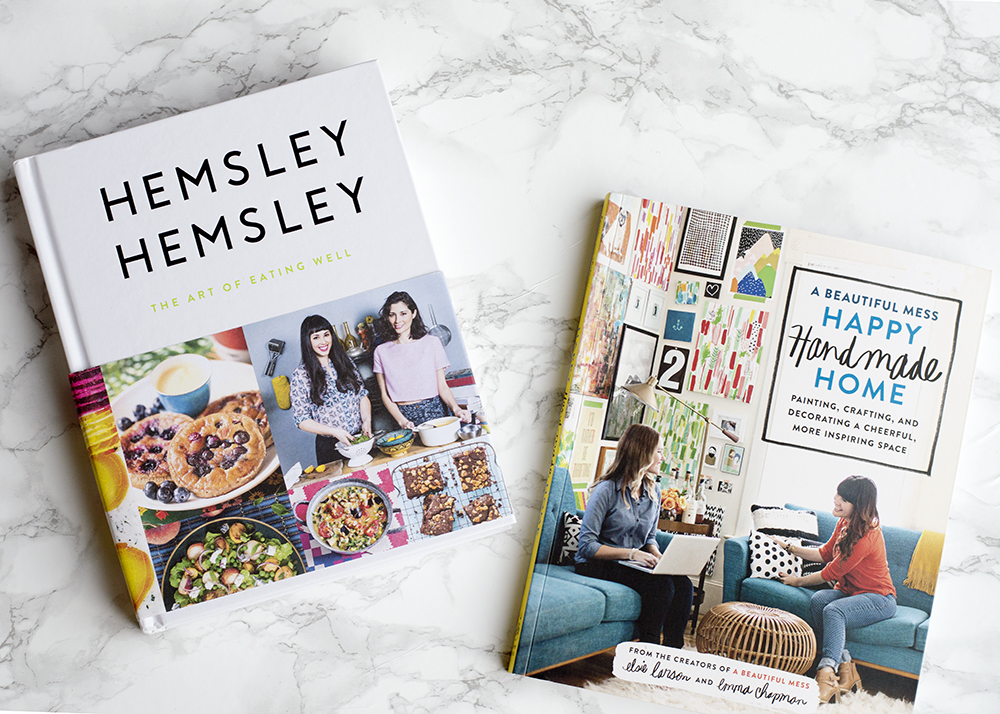 Books, Haul, Food, Home, Beauty, Fashion, Hemsley and Hemsley, A Beautiful Mess