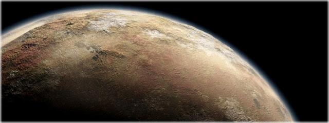 raios-X de Plutão
