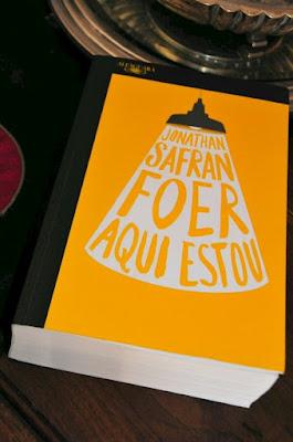 Jonathan Safran Foer @ Clube de Leituras