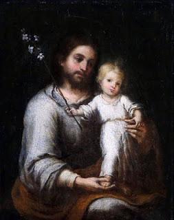 Saint Joseph, d'Esteban Murillo