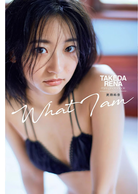 武田玲奈 Takeda Rena mini photobook What Jam