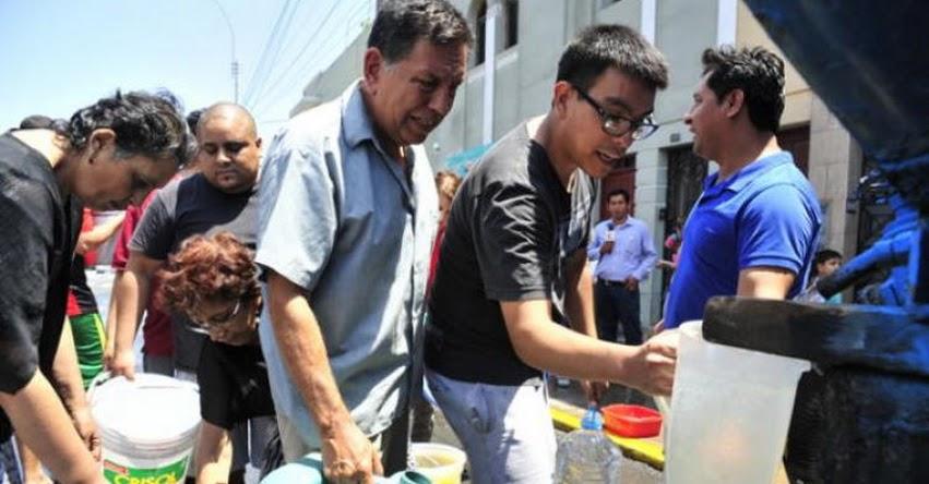 SEDAPAL: Corte de Agua Potable en el Callao (Viernes 26 Octubre) www.sedapal.com.pe