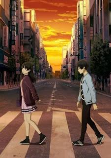 تقرير فيلم حتى لو كان عالم الغد قد انتهى Ashita Sekai ga Owaru toshitemo