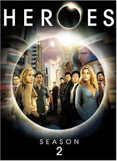 Heroes Temporada 2 (2007) Online