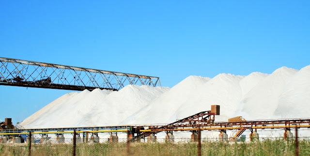 saline, sale, industria sale, montagna di sale