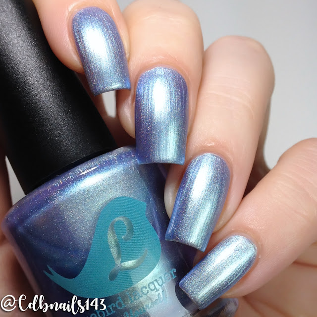 Blue Bird Lacquer-And Drama..Duh