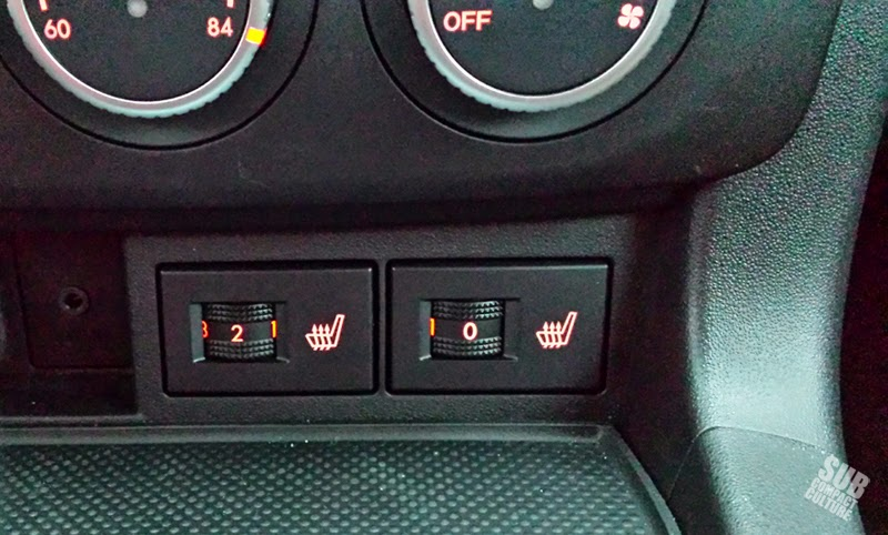Miata Heated Seats