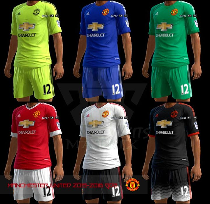 f9bd1df82 PES 2013 M. United 2015-2016 by kIkEJG17