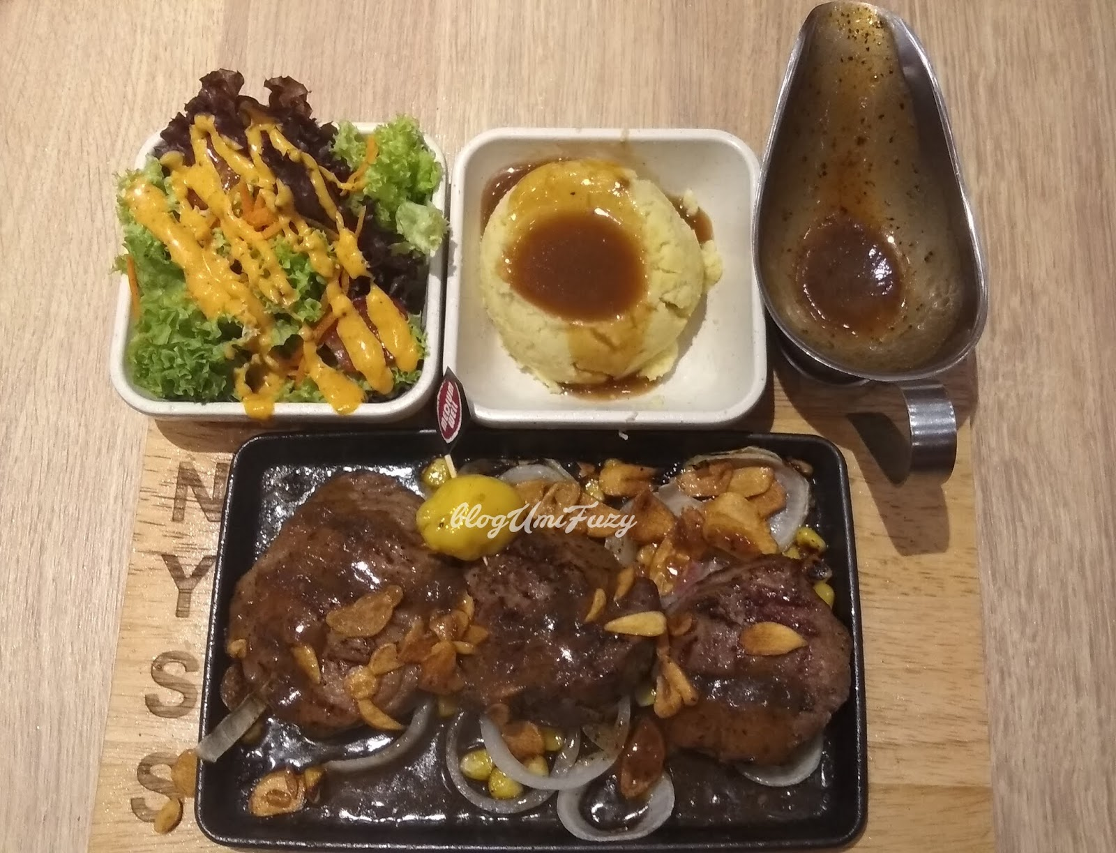 NYSS Rolls Out All-New And Improved Menu, Fresh And Sizzling