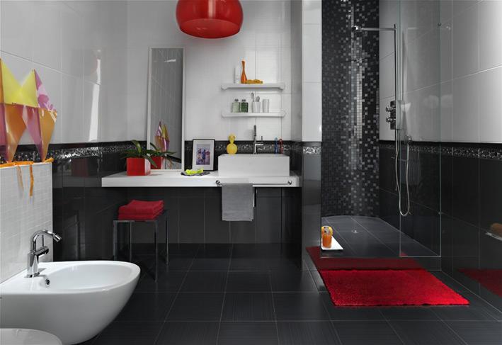 Manzano design azulejos modernos para un dise o de ba o - Banos sencillos y modernos ...