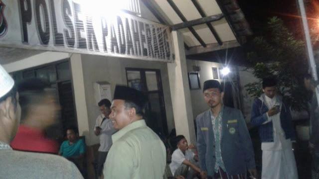 Hina Gus Dur, Kiai Said dan IPNU, Seorang Guru Dipolisikan