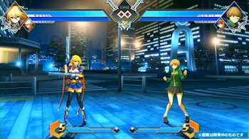 BLAZBLUE; CROSS TAG BATTLE MUESTRA SUS PERSONAJES EN ACCIÓN (VER VIDEO)