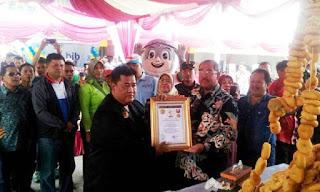 Comro di Bandung Barat Pecahkan rekor