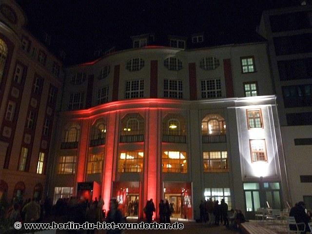 Melia Hotel Berlin Friedrichstrabe