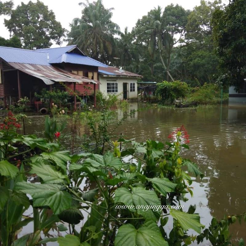 Kampung halaman di uji musibah banjir