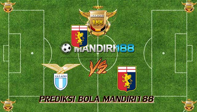 AGEN BOLA - Prediksi Lazio vs Genoa 6 Februari 2018