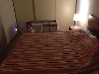 Résidence le Val d'Azur****: chambre
