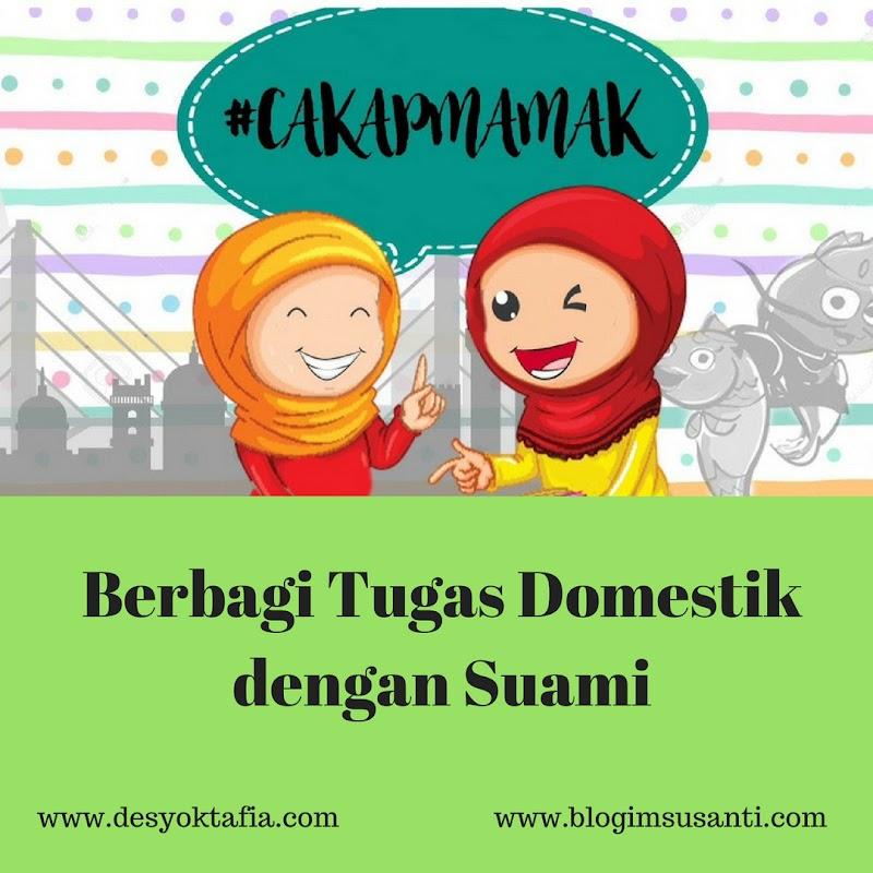 Berbagi Tugas Domestik dengan Suami
