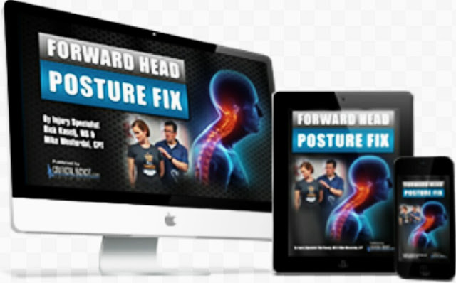 Forward Head Posture Fix Review For Health
