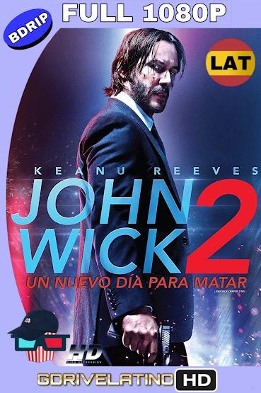 John Wick 2 (2017) BDRip 1080p Latino-Ingles MKV