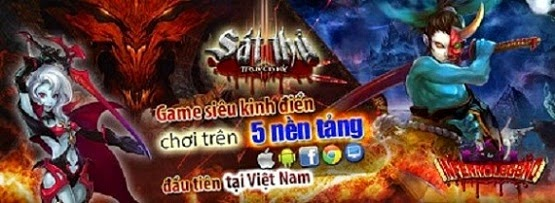 Inferno Legend - Game Sat Thu Truyen Ky Mobile ONline