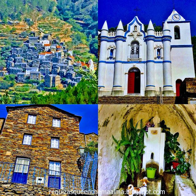 Visita à Aldeia de Piódão, Arganil, Serra do Açor