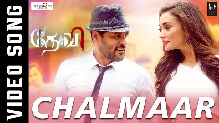Chalmaar Video Song Download Devi 2016 Tamil
