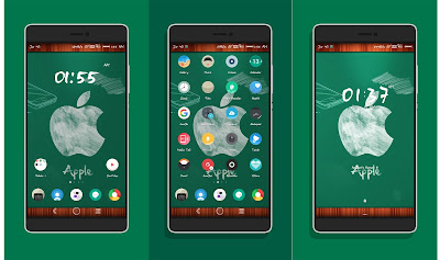 Download Chalk Education Theme for EMUI huawei themes hwt
