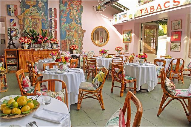 Restaurantes das celebridades em Beverly Hills