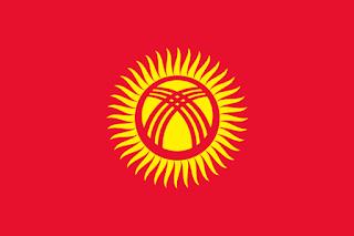Kirgizstan (Republik Kirgizstan) || Ibu kota: Bishkek
