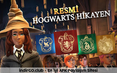 harry potter android indir