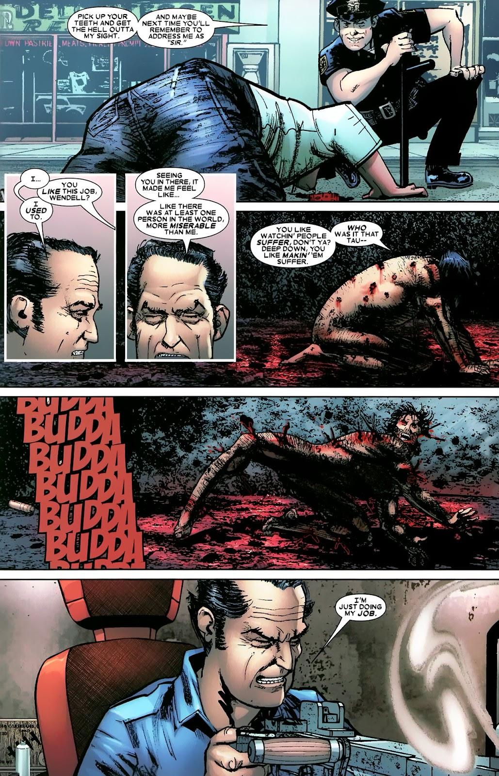 Read online Wolverine (2003) comic -  Issue #56 - 17