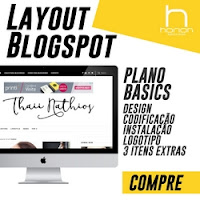 Layout Blogspot Basic