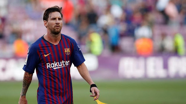 Pemain Baru Barca Puji Kepemimpinan Messi