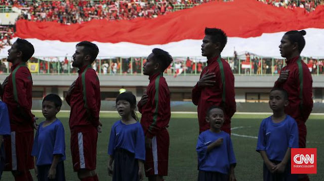 Duel Timnas Indonesia U-19 lawan Kamboja U-19