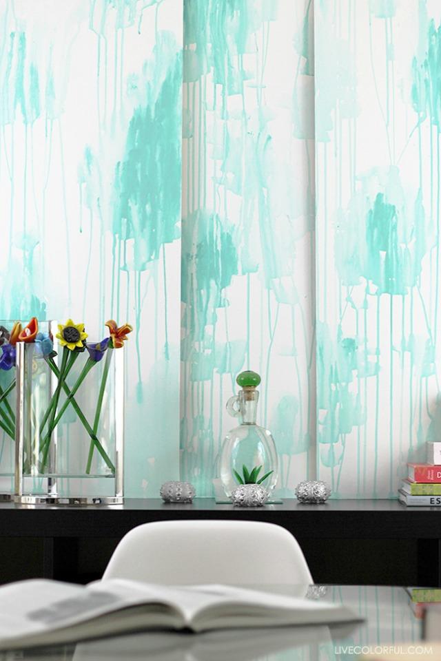 De lunes a domingo haz vibrar tus paredes pintando con - Efectos pintura paredes ...