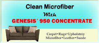 best cleaner for microfiber
