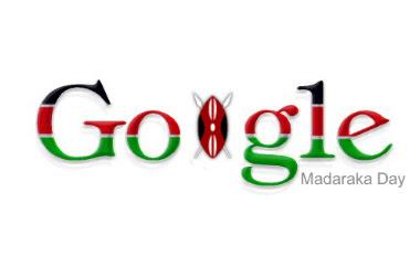 Google Madaraka Day