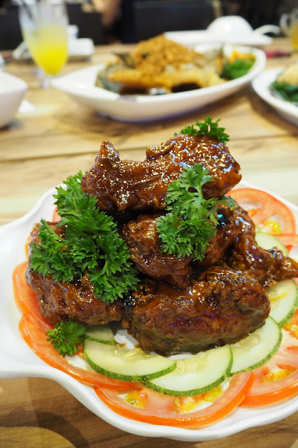 Nescafe Pork Ribs 传统咖啡排骨 Singapore review