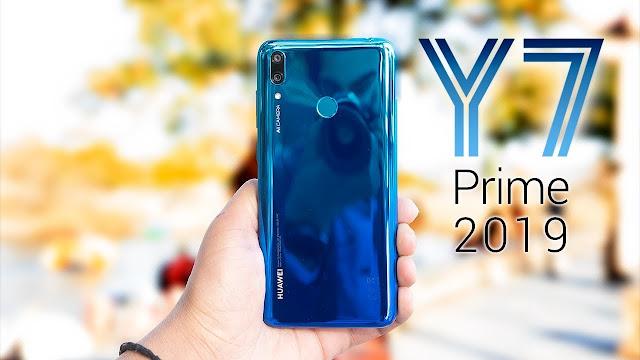 سعر و مواصفات Huawei Y7 Prime 2019 ومميزات وعيوب الهاتف