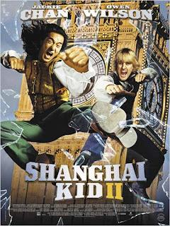 Shanghaï kid II   (2003)