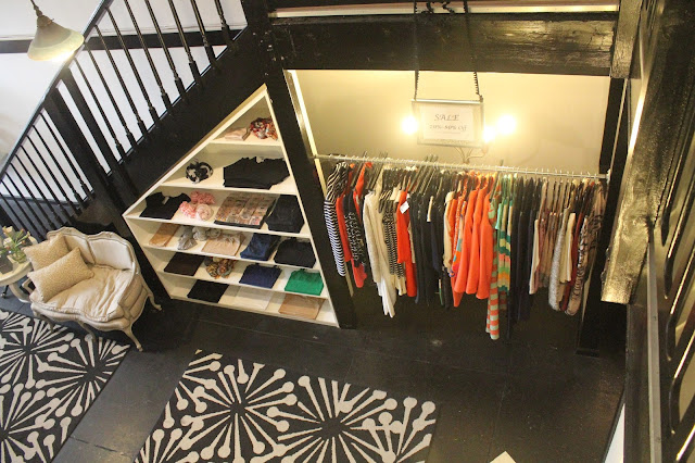 Clothes and Decor of Rue Atelier