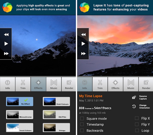 Lapse It Time Lapse Pro Apk download